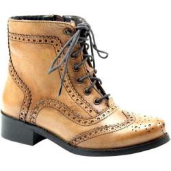 Women's Diba True Day Cruizer Tan Leather