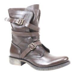 Women's Diba True Jet Way Brown Leather