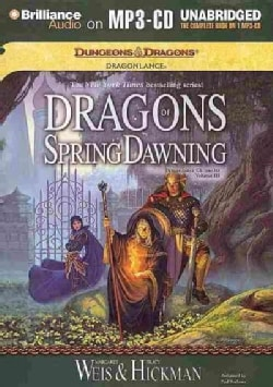 Dragons of Spring Dawning (CD-Audio)