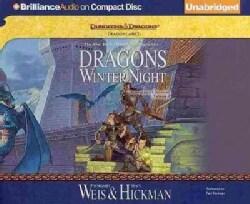 Dragons of Winter Night (CD-Audio)