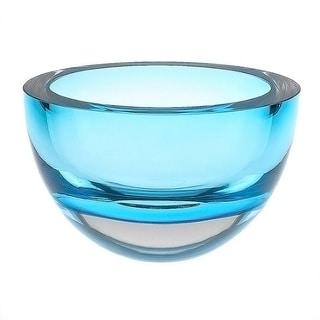 Penelope Aqua Sham Bowl
