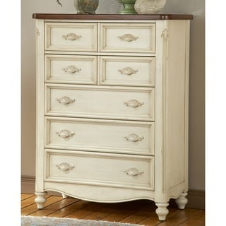 Crescent Manor 5-drawer Chest