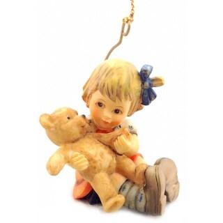 M I Hummel Teddy Tales Ornament