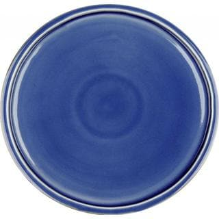 Waechtersbach Pure Nature Blue Ceramic Dinner Plates/Lids (Set of 4)