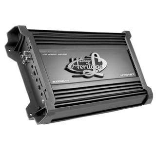 Lanzar HTG157 3000 Watt 2 Ohm Mono Block Mosfet Amplifier (Refurbished)