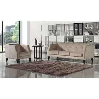 Prescott Sofa and Chair Set