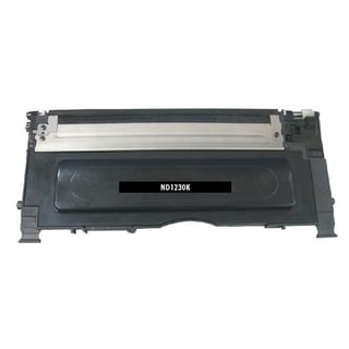 BasAcc Black Toner Cartridge Compatible with Dell 1230/ 1235