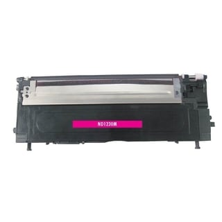 BasAcc Magenta Toner Cartridge Compatible with Dell 1230/ 1235