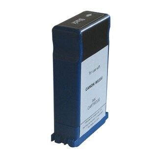 BasAcc Black Ink Cartridge Compatible with Canon BCI-1401Bk/ W7250Bk