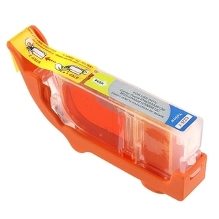 BasAcc Yellow Ink Cartridge Compatible with Canon CLI-226 Y