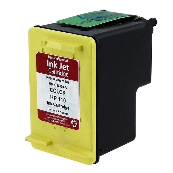 INSTEN HP 110 Color Ink Cartridge (Remanufactured)