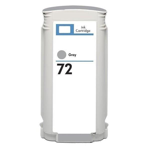INSTEN HP 72 Grey Ink Cartridge (Remanufactured)