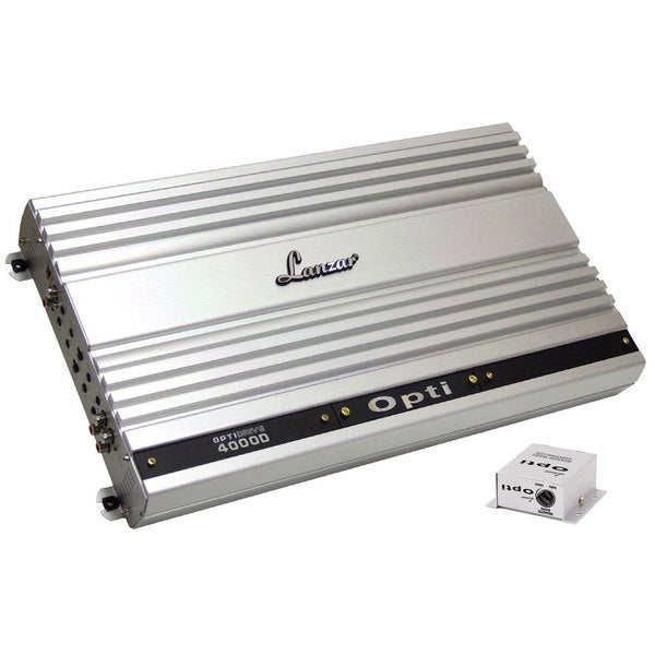 Lanzar OPTI4000D 1-Channel Car Amplifier
