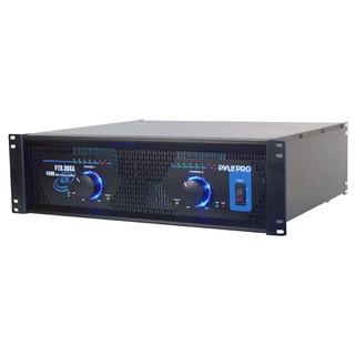 PylePro PZR30XA 4400 Watt Professional DJ Power Amplifier (Refurbished)