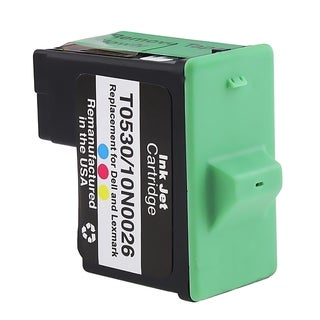 Lexmark 26/ 27/ Dell T0530 Color Ink Cartridge (Remanufactured)