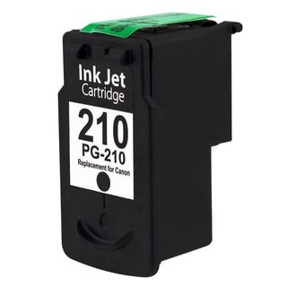 Canon PG-210 Black Single Ink Cartridge (Remanufactured)