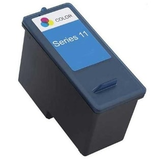 INSTEN Dell Series 11/ JP453/ A948/ V505 Color Ink Cartridge (Remanufactured)