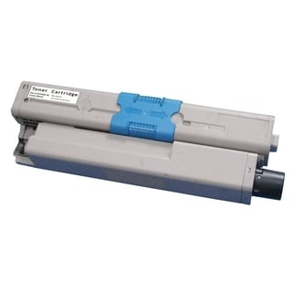 BasAcc Black Toner Cartridge Compatible with Okidata C330/ C330dn