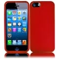 BasAcc Red Case for Apple iPhone 5