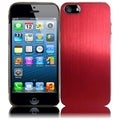 BasAcc Red Metal Case for Apple iPhone 5