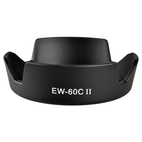 INSTEN 58-mm Black Replacement Lens Hood for Canon EW-6OC II