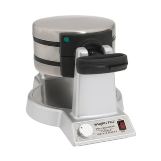 Waring Pro WMK600 Double Belgian-Waffle Maker (Refurbished)