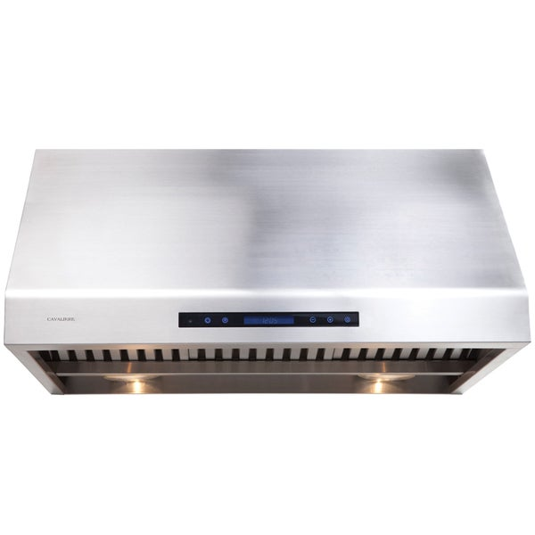 Cavaliere AP238-PS81-42 Under Cabinet Range Hood