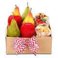 Alder Creek Festive Fruits/ Treats Gift Basket