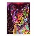 Dean Russo 'Abyssinian' Canvas art