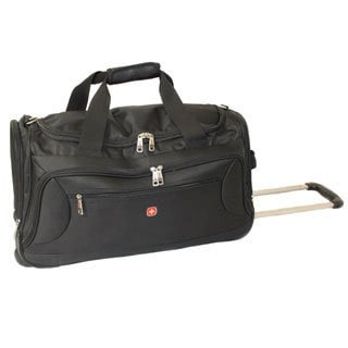 Wenger Zurich 22-inch Wheeled Lightweight Carry-on Upright Duffel Bag