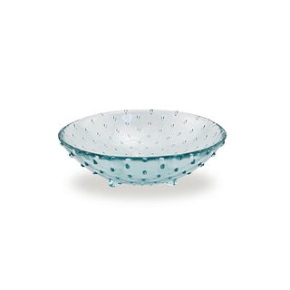 Small Footed Glass Bowls (Set of 2)