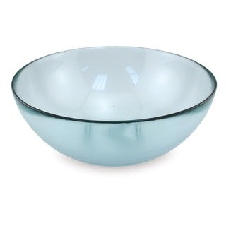 Large 5-liter Glass Serving Bowls (Set of 2)