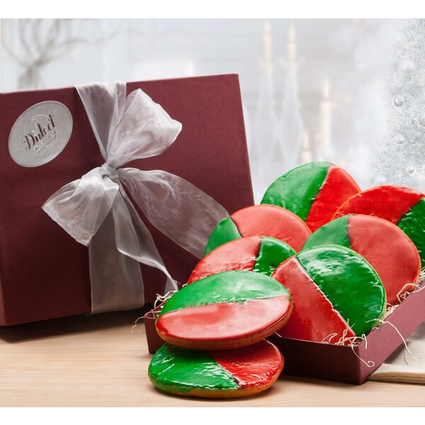Dulcet's Red/ Green Christmas Cookies
