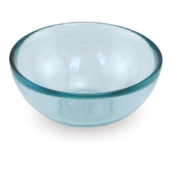 Small 0.4-liter Glass Serving Bowls (Set of 2)