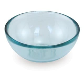 Small 5.25-inch Glass Serving Bowl