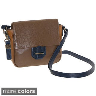 Buxton Hailey Leather Crossbody