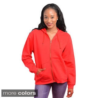 Stanzino Women's Zip-up Hooded Jacket