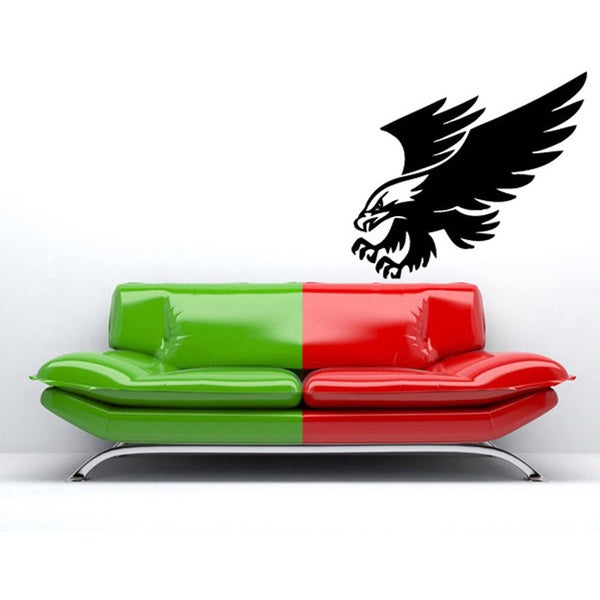 Bald Eagle Vinyl Wall Decal
