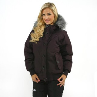 The North Face Women's 'Brenda's' Baroque Purple Bomber Jacket