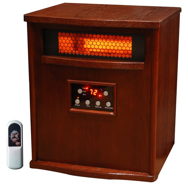 Lifesmart Pro LS-1000x-6a Infrared Space Heater