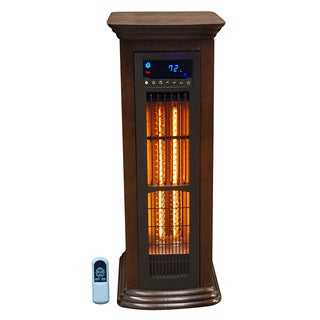 Lifesmart Air Commander All Season Tower with 1800-Square-Foot Infrared Heater