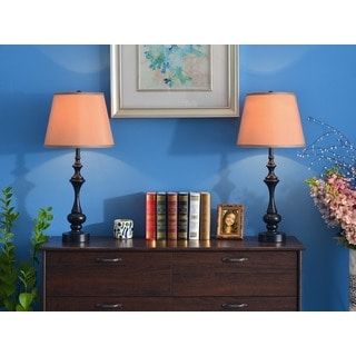 Manorhaven 2-pack Table Lamps