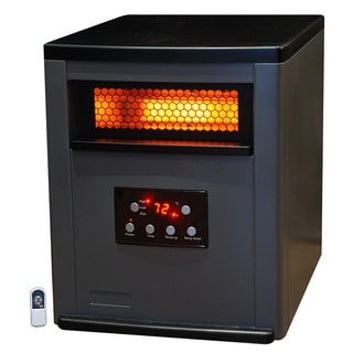 Lifesmart 1200-Square-Foot 6-element Infrared Heater with Remote
