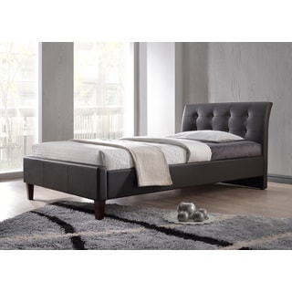 Brown Twin-size Bed