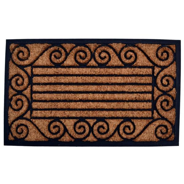 Ameeba Coir/ Rubber Door Mat