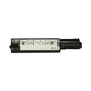BasAcc Black Ink Cartridge Compatible with Dell 3000cn/ Dell 3100cn