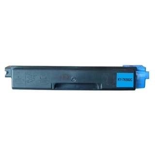 BasAcc Cyan Cartridge Compatible with Kyocera-Mita FS-C5250