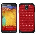 BasAcc Red/ Black TotalDefense Case for Samsung N900V Galaxy Note 3