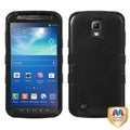 BasAcc Carbon Fiber/ Black TUFF Case for Samsung i537 Galaxy S4 Active