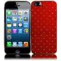 BasAcc Red Diamond Case for Apple iPhone 5